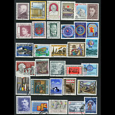 AUSTRIA Collection. 30 Values. Condition Varies. (WD639)
