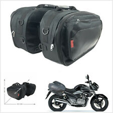 2019 New Type Waterproof Motorcycles Saddle Bags Luggage Pannier With Rain Cover