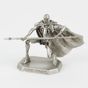 Grievous' Bodyguard, MagnaGuard   Star Wars Prequels Figure by Rawcliffe Pewter