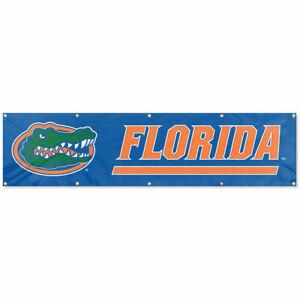 Florida Gators Large 8 Foot Banner