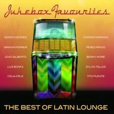 Various Artists - Jukebox Favourites (Best of Latin Lounge) 4 cd set
