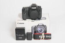 Canon EOS 7D 18MP Digital SLR Camera Body #279