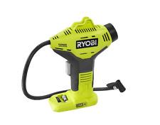 Ryobi 18 Volt ONE+ Electric Inflator Car Tire Pump Air Compressor Tool Only New