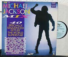 MICHAEL JACKSON - The Michael Jackosn Mix  40 Hits  2 LPs