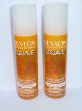 Revlon Equave instant beauty love Sun Protection Detangling Conditioner 2x200ml
