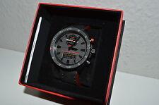 200 m (20 ATM) Quarz-(Batterie) Armbanduhren mit 12-Stunden-Zifferblatt und Matte