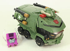 Transformers  Animated Leader Class Bulkhead  2008