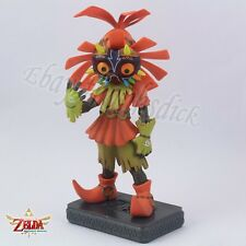 "The Legend of Zelda Skull Kid : Majora's Mask 3D 14cm/5.6"" Pvc Figure New No Box"