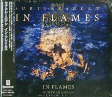 IN FLAMES-SUBTERRANEAN-JAPAN CD C94