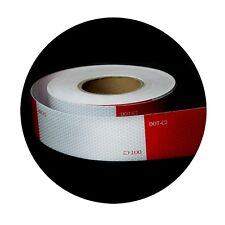 """Conspicuity Tape 2""""x50' Approved DOT-C2 Reflective Safety Truck Trailer"""