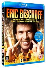 WWE Eric Bischoff - Sports Entertainment's Most Controversial Figure Blu-ray NEU
