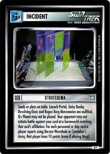 Star Trek CCG All Good Things Strategema 8P