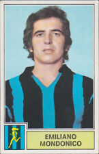 "Emiliano Mondonico - Figurina Calciatori Panini 1971/1972 ""Bisvalida"" Ottime ..."
