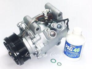 2000-2009 Honda S2000 OEM Reman A/C Compressor 1Yr Wrty.