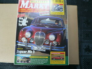MARKT 1999 NO 3 BMW R100 RS,PORSCHE 914,AEROCAR,JAGUAR MK2,ROKON MK3,STANLEY