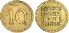 Deutschland / Kreuzer Admiral Hipper  10 Pfennig  sehr schön