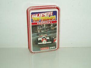 """Vintage Waddingtons Super Top Trumps """"Formula 1"""" 1991."""