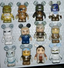 Disney Star Wars Series #4 Vinylmation ( Set of 12 ) with Chaser