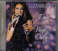 Glennis Grace-One Christmas Night Only Promo cd single incl Andre Hazes