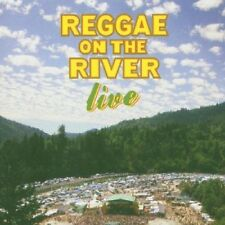 REGGAE ON THE RIVER Damian,Toots & The Maytals,Israel Vibration,Culture  CD NEU