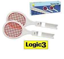 New and Boxed Logic 3 Nintendo Wii Sports Tennis Racket Racquet Set Wimbledon