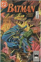 Batman #432 April 1989 DC Comics. FINE/VF