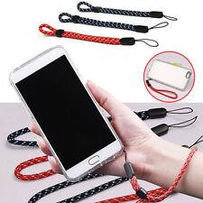3pcs Hand Wrist Strap Lanyard Holder Phone Strap Keyring Supply Adjustable Top