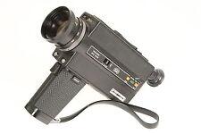 Braun macro MZ 436, s8 cámara de vídeo con 1,8/9-36mm zoom #7674747
