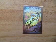 1991 IMPEL DC COSMIC LOBO HOLOGRAM CHASE CARD SIGNED WALT SIMONSON ART