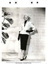 "MARILYN MAXWELL in ""Off Limits"" Original Vint. DOUBLE WEIGHT Fashion Photo 1952"