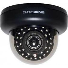 Eyemax 700TVL Sony Effio Super Dome IR CCTV Camera Vari Focal 2.8-12mm 12V DC