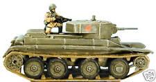 SHQ RV04 1/76 Diecast WWII Russian BT5 Medium Cruiser Tank