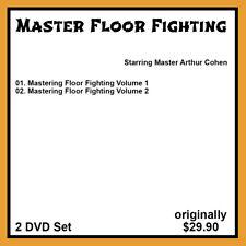 Mastering Floor Fighting with Arthur Cohen (2 Dvd Set)