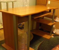 used office computer table workstation laptop