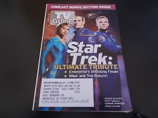 Star Trek: Enterprise - TV Guide Magazine 2005