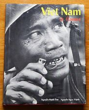 VIET NAM/VIETNAM IN FLAMES - NGUYEN MAHN DAN & NGOC HANH 1969 1ST ED W/ BOTH DJ