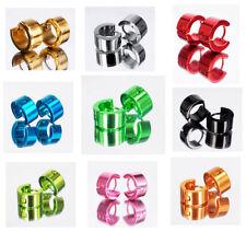 Hook Stainless Steel Huggie Costume Earrings