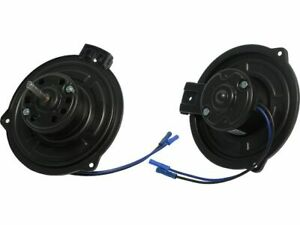 For 1990, 1992 Geo Prizm Blower Motor 16442GX Blower Motor Without Wheel