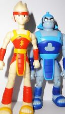 TEEN TITANS GO 2004 THUNDER LIGHTNING 3.5 inch DC universe young justice league