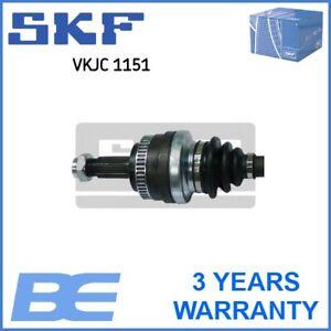Bmw Rear Left DRIVE SHAFT Genuine Heavy Duty Skf VKJC1151 33211229707