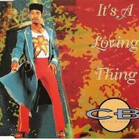 C.B. Milton It's a loving thing (Airplay/Continental Edits, 1994, ca.. [Maxi-CD]