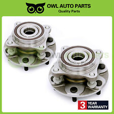 Front Wheel Bearing fits 2009 Toyota Tacoma Notes: excl. base, x-runner /& excl. RWD for Left /& Right Side Set of 2