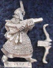 1995 Dark Elf Crossbow Man 7 Citadel Marauder Elven Warhammer Army Crossbowmen