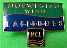 NCL NORWEGIAN WIND NORWEGIAN CRUISE LINE LATITUDES REWARDS Lapel Pin