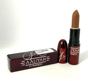 Mac Aaliyah Matte Lipstick ~ Try Again ~ .10oz BNIB