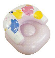 Disney Princess Wishes Inflatable PVC Moon Chair 63cm x 63cm Belle Cindelrella