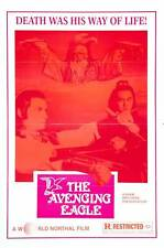 THE AVENGING EAGLE Movie POSTER 27x40