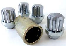 17 mm Technik Grigio coperture dadi ruota con lo strumento di rimozione si adatta ALFA ROMEO ET