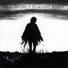 NEIL YOUNG - HARVEST MOON 2-LP VINYL ALBUM