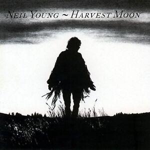 NEIL YOUNG - HARVEST MOON 2-LP VINYL ALBUM